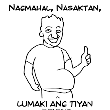Pointing Meme Face - look these nagmahal nasaktan sketches are so relatable when