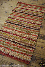 cotton blend shabby chic runner ebay