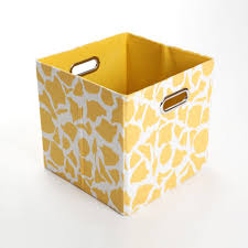 Decorative Paper Storage Boxes With Lids Giggle Dots Rusty Giraffe Canvas Folding Storage Bin