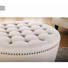 ottomans gray footstool round storage ottoman ottoman target