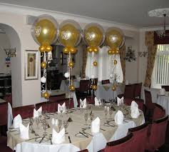 50th anniversary centerpieces golden wedding anniversary party decorations wedding