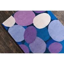 Area Rugs With Purple Stella Collection Hand Tufted Area Rug In Pink U0026 Purple Design By