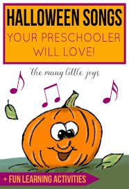 fun halloween songs your preschooler will love learning