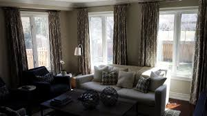 s d residence wilson heights toronto toronto custom drapery