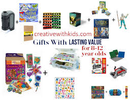 creative gifts for 8 10 year olds