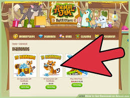 Home Design Game Free Gems How To Get Diamonds On Animal Jam 7 Steps With Pictures