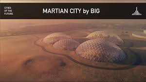 mars simulation city by big in the uae desert youtube