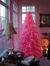 pink christmas tree pink christmas tree decorations weliketheworld