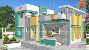 4 different style india house elevations home appliance modern
