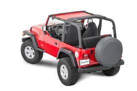 red jeep liberty 2005 mastertop shademaker mesh bimini top for 97 06 jeep wrangler tj