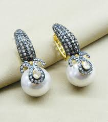 sweet earrings now 67 50 was 75 sweet earrings with pearls and small crystals