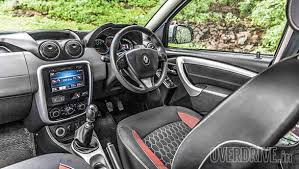 New Duster Interior Comparo Hyundai Creta Vs Maruti Suzuki S Cross Vs Mahindra Xuv500