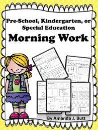 best 25 morning work for preschool ideas on pinterest tracing