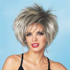 spiky hair for long hair for women over 40 asymmetrical short haircuts for women spiky bob hairstyles