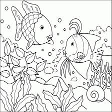 free ocean coloring pages image 9 ocean fish coloring pages
