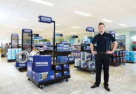 paccar truck parts paccar parts at the brisbane truck show our work the walk