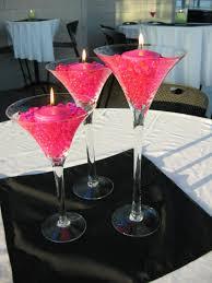 martini glass vase cute idea for a bachelorette party i do