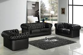 canap pour salon en cuir chesterfield canapé pour moderne canapé ensemble pour salon