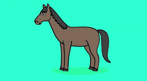 apprendre à dessiner un cheval how to draw a horse youtube
