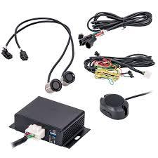 Blind Spot Detection System Installation Safesight Bss200 Blind Spot Sensor Detection System With Led