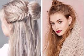 modern updo hairstyle ideas 2018 u2013 hairstyles 2018 new haircuts