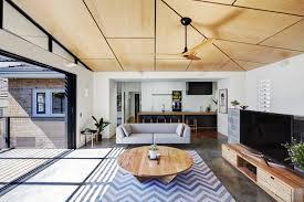 stylish modern urban residence with luxury interior