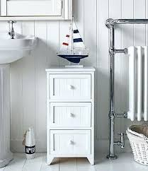 Bathroom Drawer Cabinet Bathroom Floor Cabinet With Drawers White Bathroom Storage