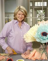 Martha Stewart Craft Paper - paper flowers martha stewart