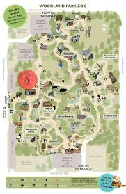 San Diego Safari Park Map by Zoo Tails Woodland Park Zoo Map 2009