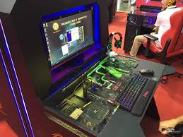 Computer Desk Case Mod 7ejvd5n Pc Desk Case Build Log Hive Custom Scratch Of Rog X99