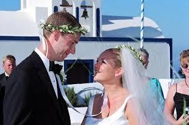 orthodox wedding crowns island wedding inspirationsadvice for planning an interfaith