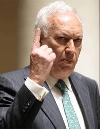 Ministro de Exteriores José Manuel García-Margallo
