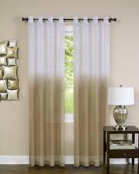Grommet Drapes Amazon Com Achim Essence Curtain Panel Home U0026 Kitchen