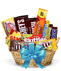 junk food gift baskets new baby boy basket at from you flowers