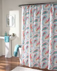 Paisley Shower Curtains Perfectly Paisley Shower Curtain M Style Pretty Windows