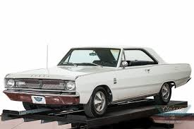 dodge dart 1967 for sale white 1967 dodge dart gts for sale mcg marketplace