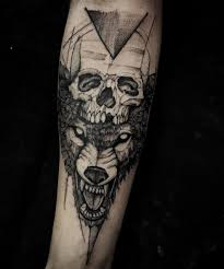 Forearm Wolf - great wolf pictures tattooimages biz
