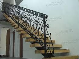 hidden stringer glass railing led light wood indoor stair tread