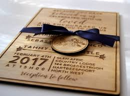 wooden wedding invitations tammy and sebastian wooden wedding invitations