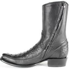 shop boots dubai shop the best black ostrich boots by king boots for