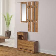 meubles entrée design homcom ensemble de meubles d entrée design contemporain meuble