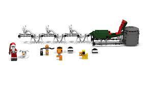 lego ideas nightmare before christmas jack u0027s santa sleigh