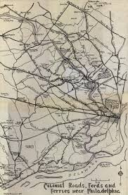 Phl Map Maps Newtown Square Historical Society