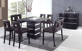 contemporary counter height table counter height pub table bar and pub tables bar furniture