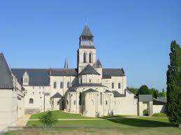 chambre d hote fontevraud fontevraud l abbaye 49 lieu d histoire plus grande cité