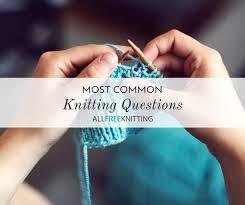 resume exles skills section beginners knitting scarf 10 common knitting questions allfreeknitting com