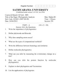 ap biology u2014unit 8 name evolution objectives discuss current
