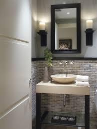 emejing powder room decorating ideas images moder home design