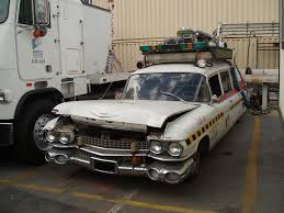 ghostbusters fans launch caign to save ecto 1a from the