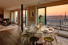 parisian kitchen design apartment rentals paris hometown specialist in short term rental
